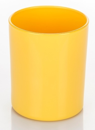 Missi Opak Bardak İçi Tealight Sarı